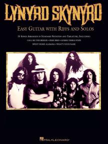 Lynyrd Skynyrd: Easy Guitar with Riffs and Solos (Includes Tab)