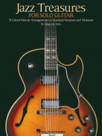 Jazz Treasures for Solo Guitar