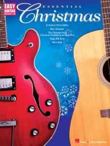 Essential Christmas: Easy Guitar with Notes & Tab