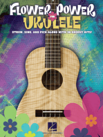 Flower Power for Ukulele