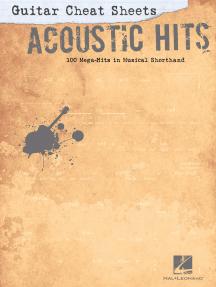 Guitar Cheat Sheets: Acoustic Hits