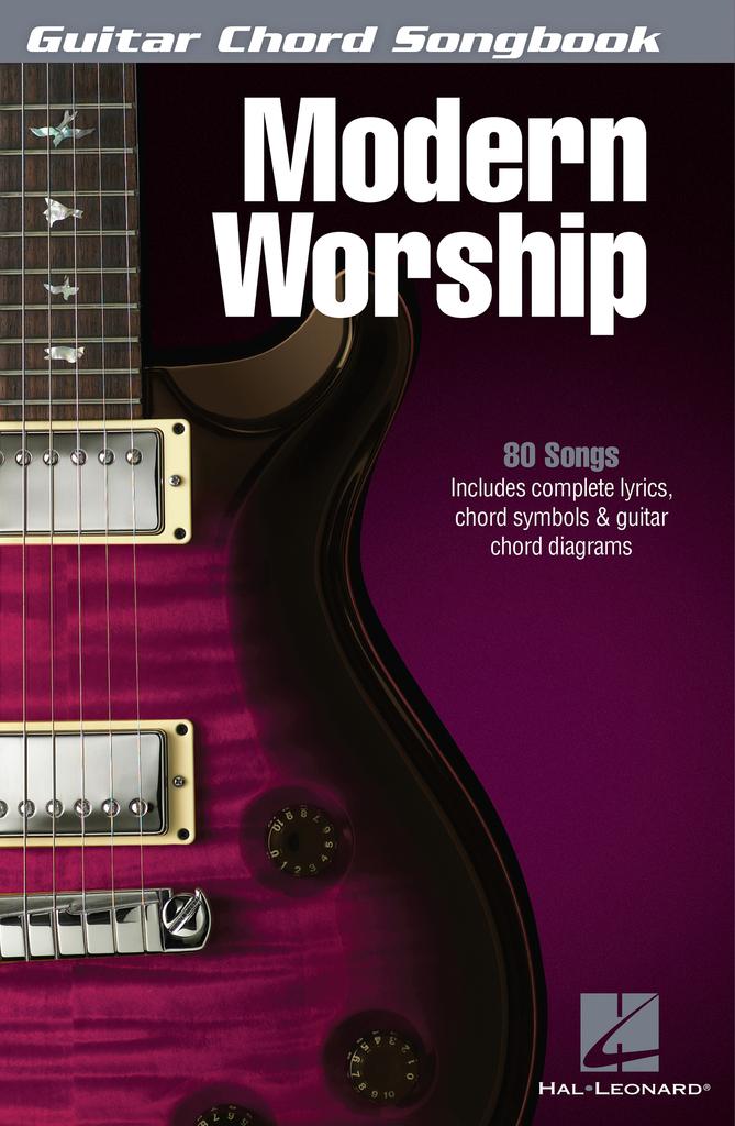 Modern Worship Guitar Chord Songbook Read Online