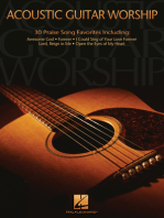 Acoustic Guitar Worship