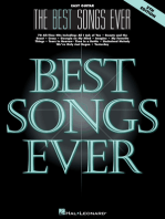 The Best Songs Ever - 5th Edition: Easy Guitar