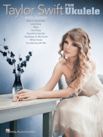 Taylor Swift for Ukulele - 2nd Edition