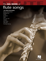 Big Book of Flute Songs