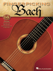 Fingerpicking Bach (Songbook)