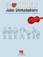 Jake Shimabukuro - Peace Love Ukulele