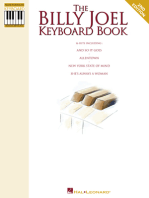 The Billy Joel Keyboard Book: Note-for-Note Keyboard Transcriptions