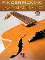 Fingerpicking Jazz Standards: Jazz Guitar Chord Melody Solos