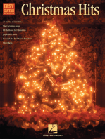 Christmas Hits: Easy Guitar with Notes & Tab