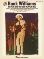 The Hank Williams Songbook