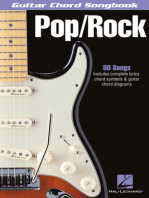 Pop/Rock: Guitar Chord Songbook