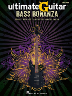 UltimateGuitar Bass Bonanza