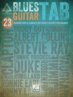 Blues Guitar Tab