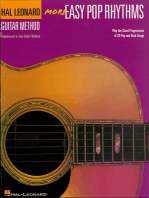 More Easy Pop Rhythms - Third Edition