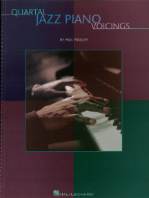 Quartal Jazz Piano Voicings by Paul Rinzler - Read Online
