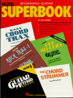 The Hal Leonard Beginning Guitar Superbook