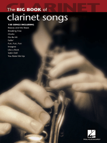 Big Book of Clarinet Songs