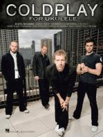 Coldplay for Ukulele