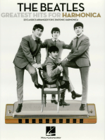 The Beatles Greatest Hits for Harmonica