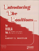 Introducing the Positions for Viola