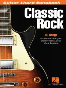 Classic Rock: Guitar Chord Songbook (6 inch. x 9 inch.)