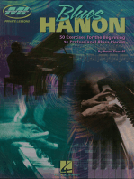 Blues Hanon: Private Lessons Series