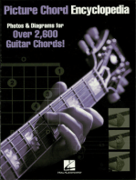 Picture Chord Encyclopedia: 9 inch. x 12 inch. Edition