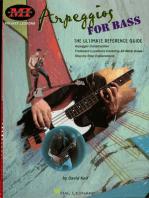 Arpeggios for Bass