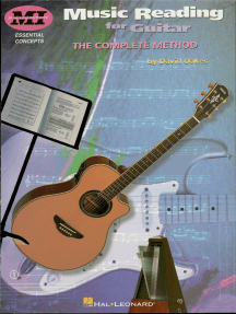 Music Reading for Guitar: Essential Concepts Series
