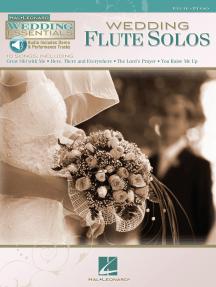 Wedding Flute Solos: Wedding Essentials Series