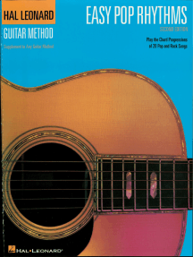 Easy Pop Rhythms - Third Edition: Correlates with Book 1