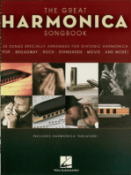 The Great Harmonica Songbook