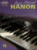 Jazz Chord Hanon: Private Lessons Series