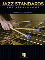Jazz Standards for Vibraphone