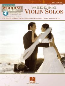 Wedding Violin Solos: Wedding Essentials Series