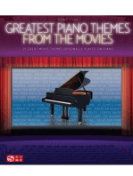 Greatest Piano Themes from the Movies