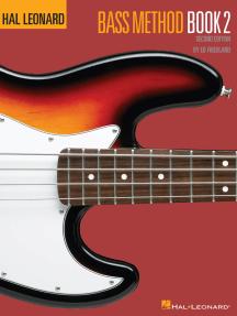 Hal Leonard Bass Method Book 2 - 2nd Edition