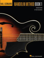 Hal Leonard Mandolin Method - Book 1