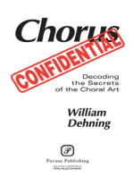 Chorus Confidential: (Decoding the Secrets of the Choral Art)