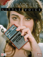 Sara Bareilles - Little Voice: Easy Piano