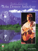 John Denver Anthology for Easy Guitar