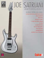 Joe Satriani Anthology
