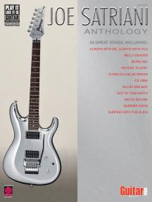 Joe Satriani Anthology
