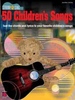 Strum & Sing 50 Children's Songs