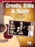 Crosby, Stills & Nash - Guitar Chord Songbook