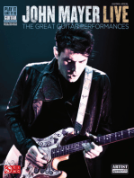 John Mayer Live: The Great Guitar Performances
