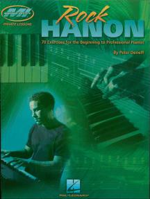 Rock Hanon: Private Lessons Series