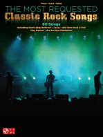 The Most Requested Classic Rock Songs